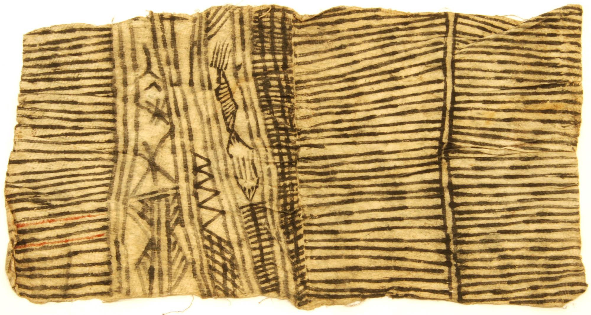 Bark Cloth (Tapa)