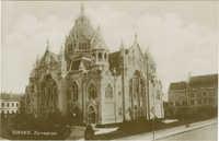 Szeged. Zsinagoga.