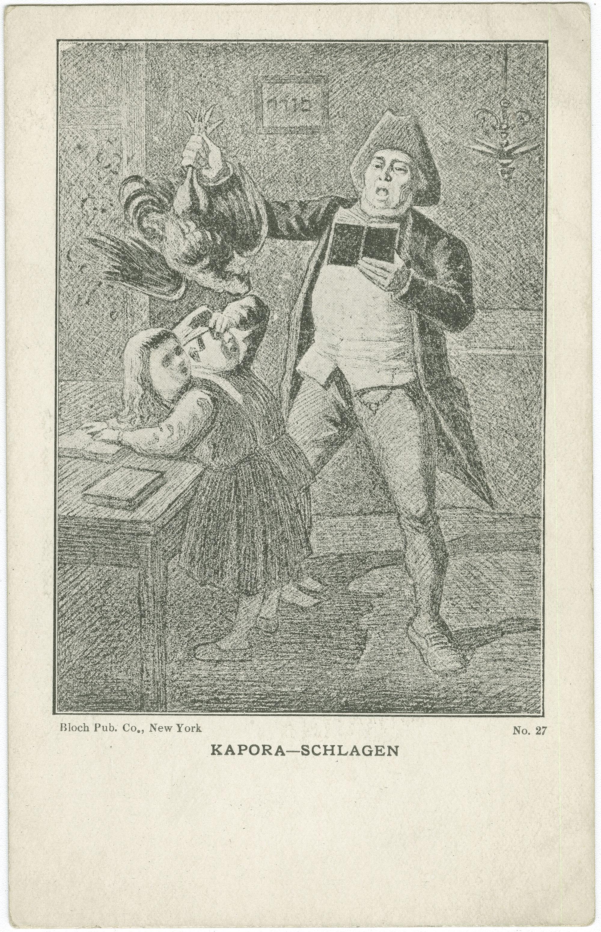 Kapora-Schlagen
