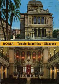 Roma - Tempio Israelitico - Sinagoga