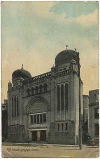 Holy Blossom Synagogue, Toronto