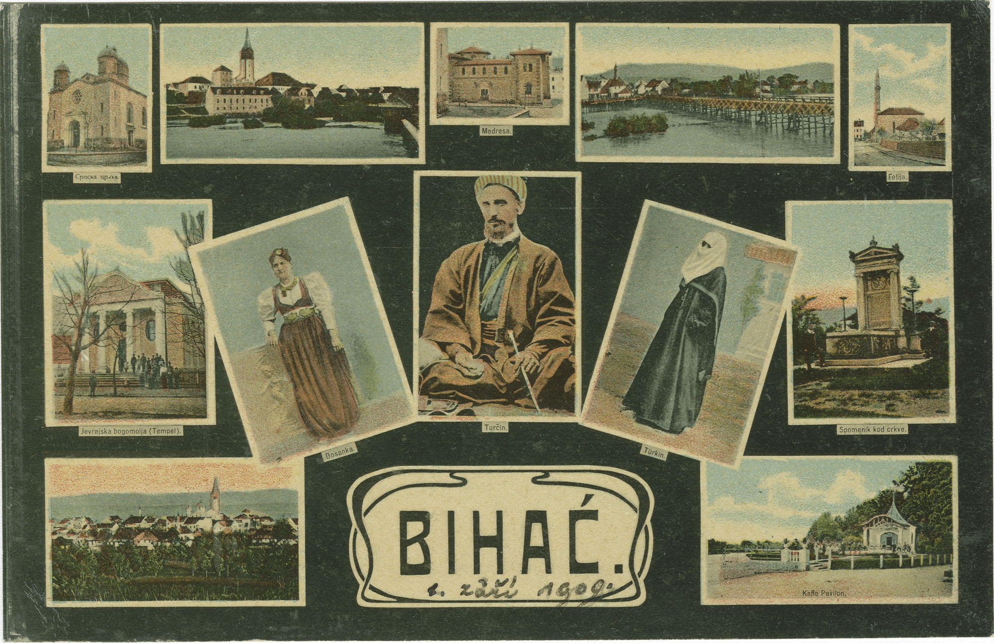 [Landmarks of Bihać]