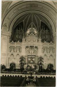 Synagogue of Szeged (Hungary)