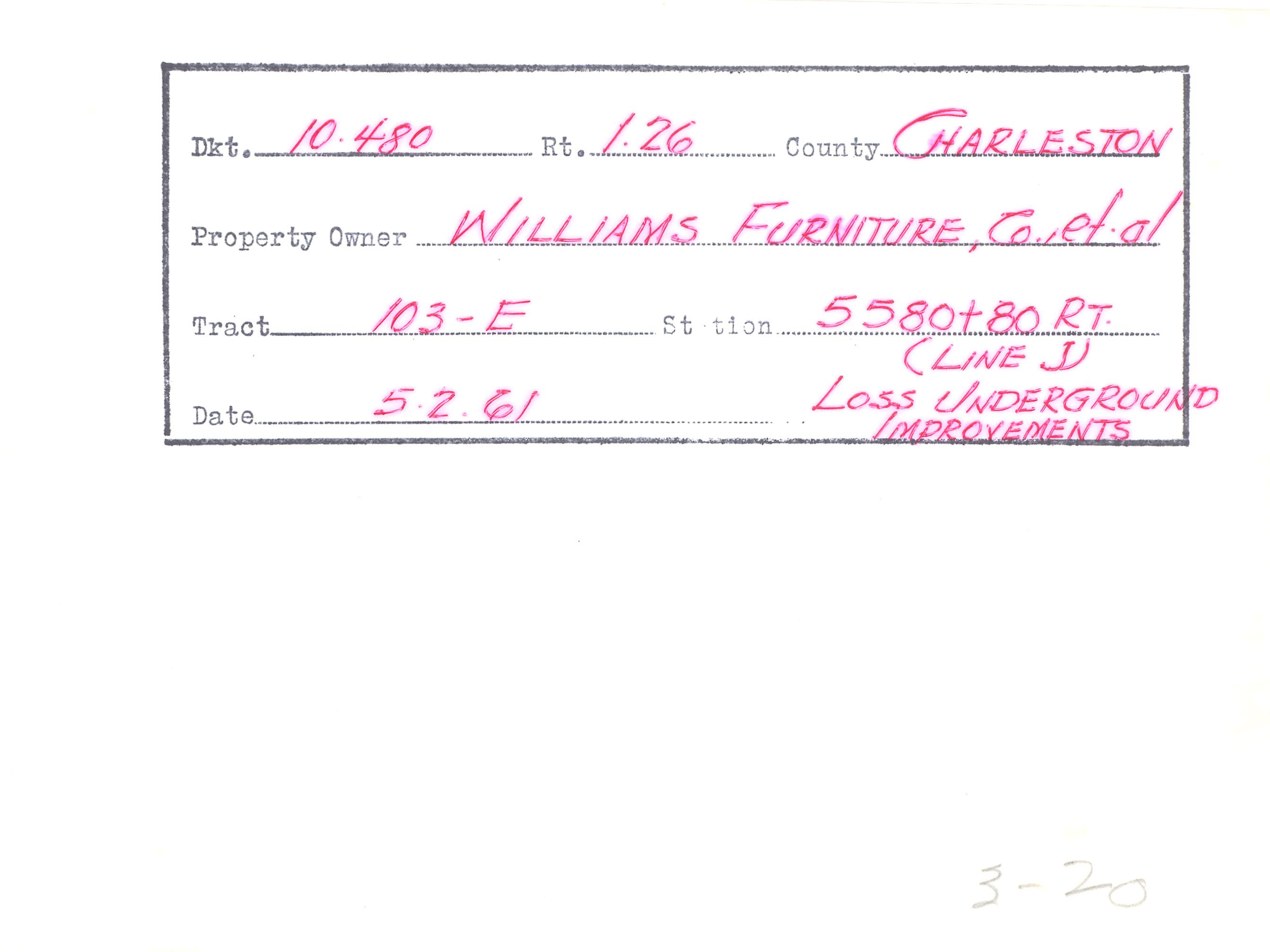 Example of Surveyor Notes 3
