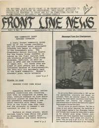 Front Line News, Vol. 1, No. 5