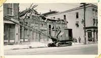 I.M. Pearlstine Building After the 1938 Tornado