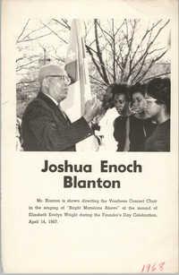 Joshua Enoch Blanton