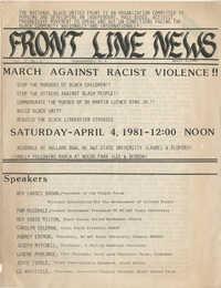 Front Line News, Vol. 1, No. 4