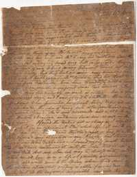 011. William Manigault Heyward to Father -- July 28, 1814