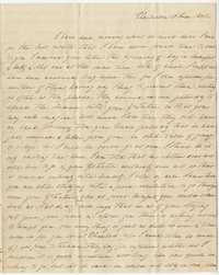 057. Letter to James B. Heyward -- June 4, 1835 (sender unknown)