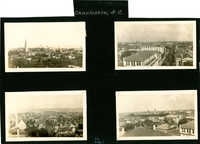 Charleston Scenes, Page 3 (front): Aerial views of Charleston
