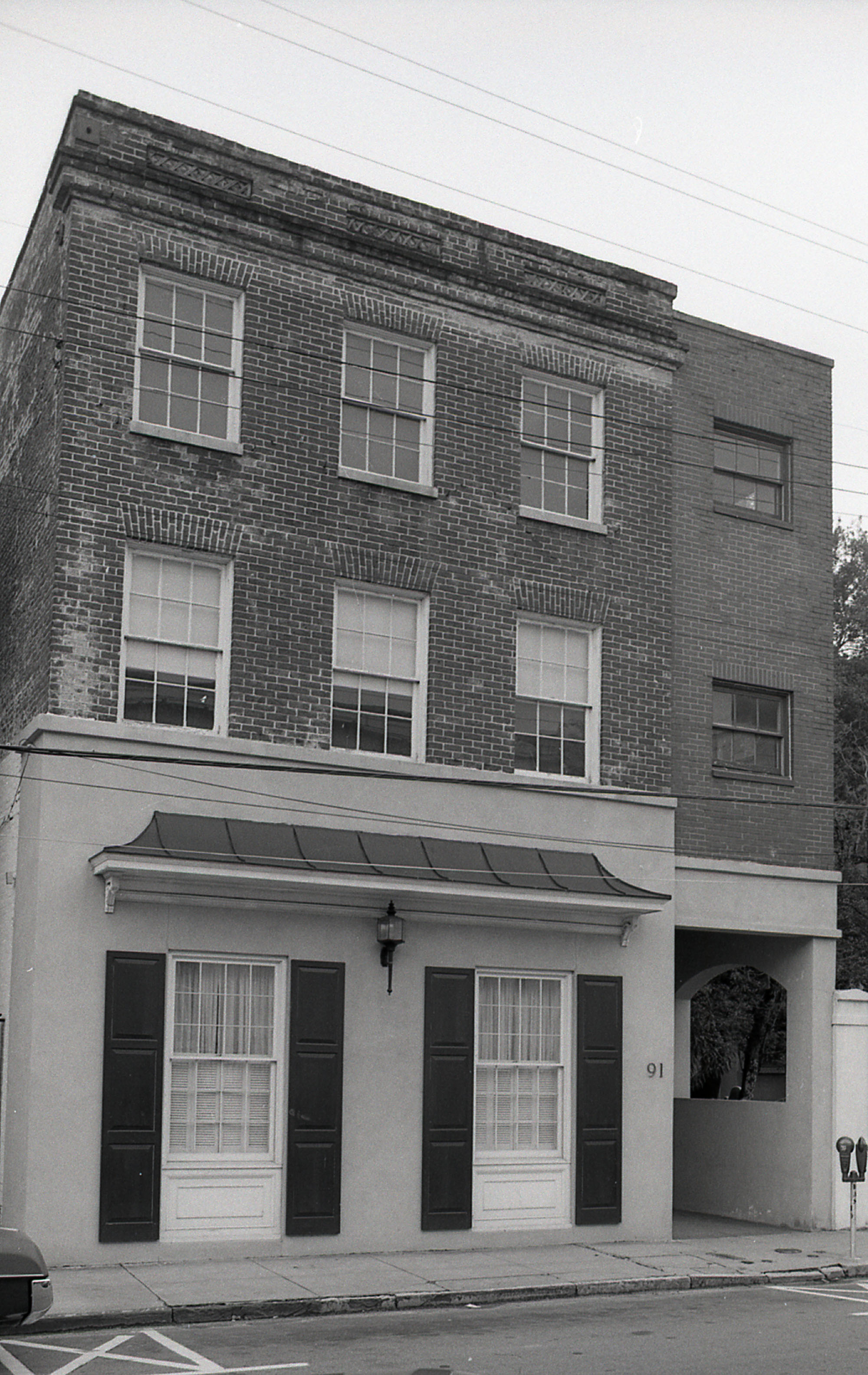 91 Hasell Street