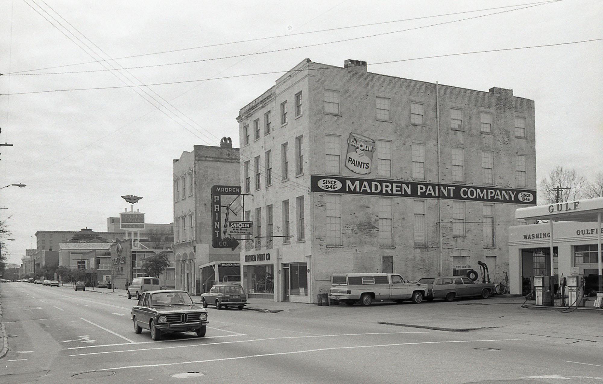 West Side of Meeting Street Below Market Street