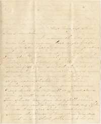 091. Samuel Wragg Ferguson to F.R. Barker (Godmother) -- September 6th, 1855