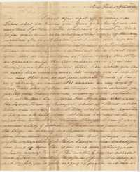 053. Aunt to James B. Heyward -- February 27, 1835 (sender unknown)