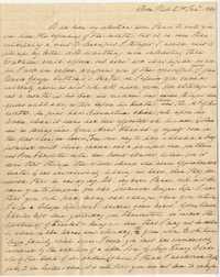 051. Aunt to James B. Heyward -- January 21, 1835