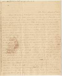 055. Aunt to James B. Heyward -- March 21, 1835
