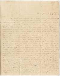 045. Aunt to James B. Heyward -- July 14, 1834