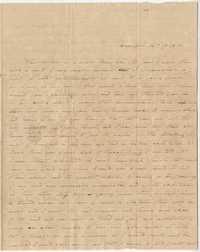 047. Aunt to James B. Heyward -- October 17, 1834