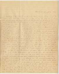 043. Aunt to James B. Heyward -- March 25, 1833