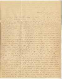043. Aunt to James B. Heyward -- March 25, 1833