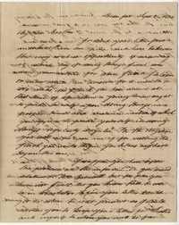 046. Nathaniel B. Heyward to James B. Heyward -- September 26, 1834