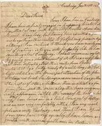 044. William W. Barnwell to James B. Heyward -- January 15, 1834