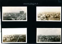 Charleston Scenes, Page 2 (back): Aerial Views of Charleston