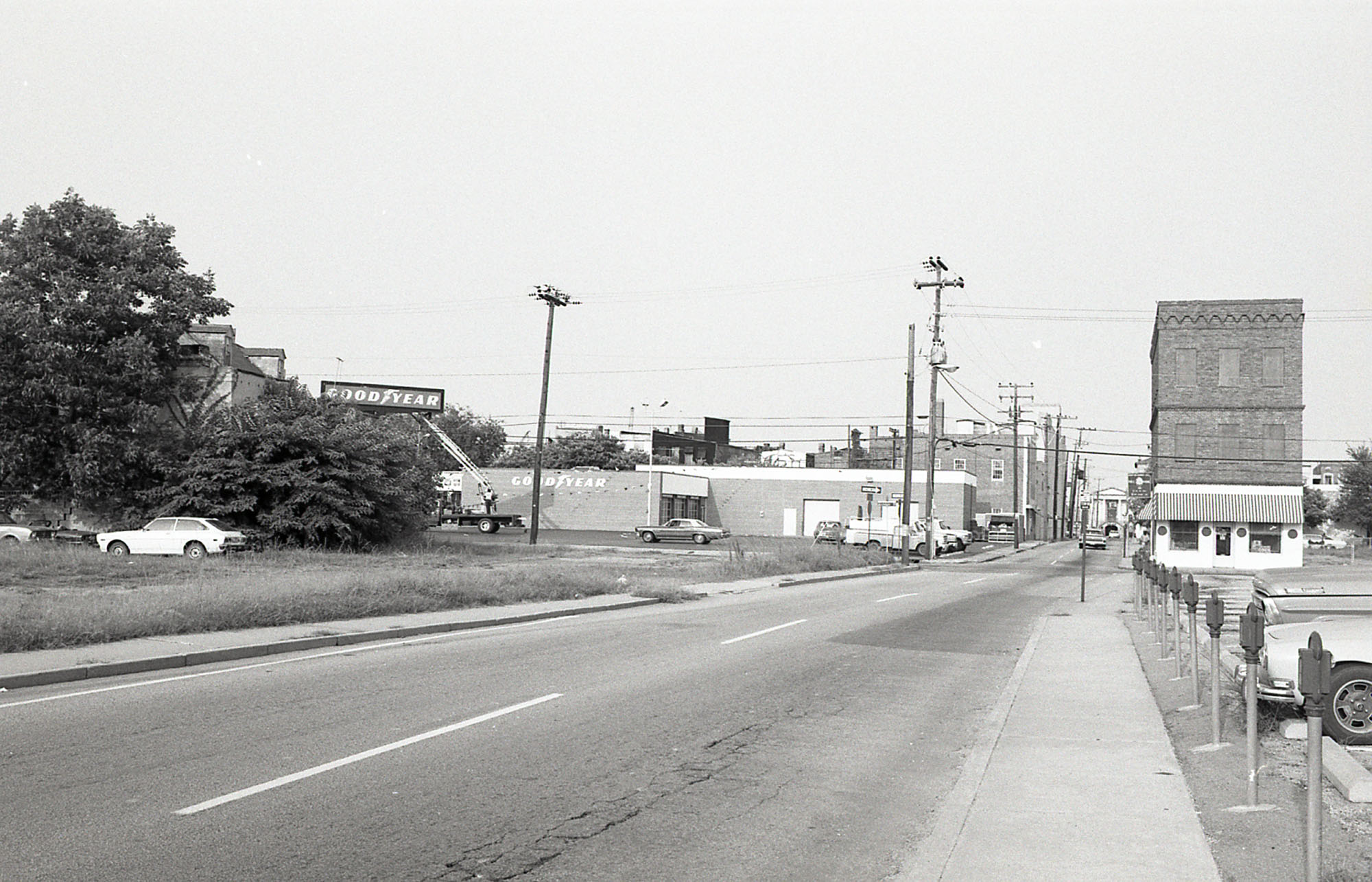 Photographic Survey: Charleston Center Site 16