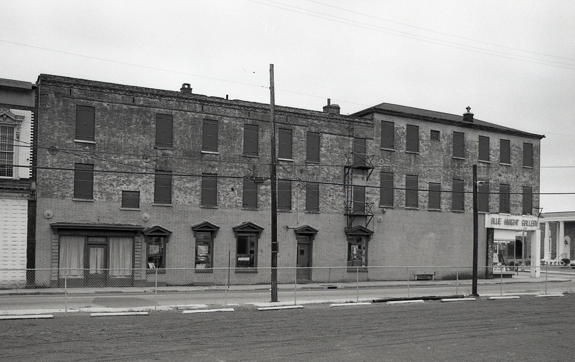 Side of 220 King Street