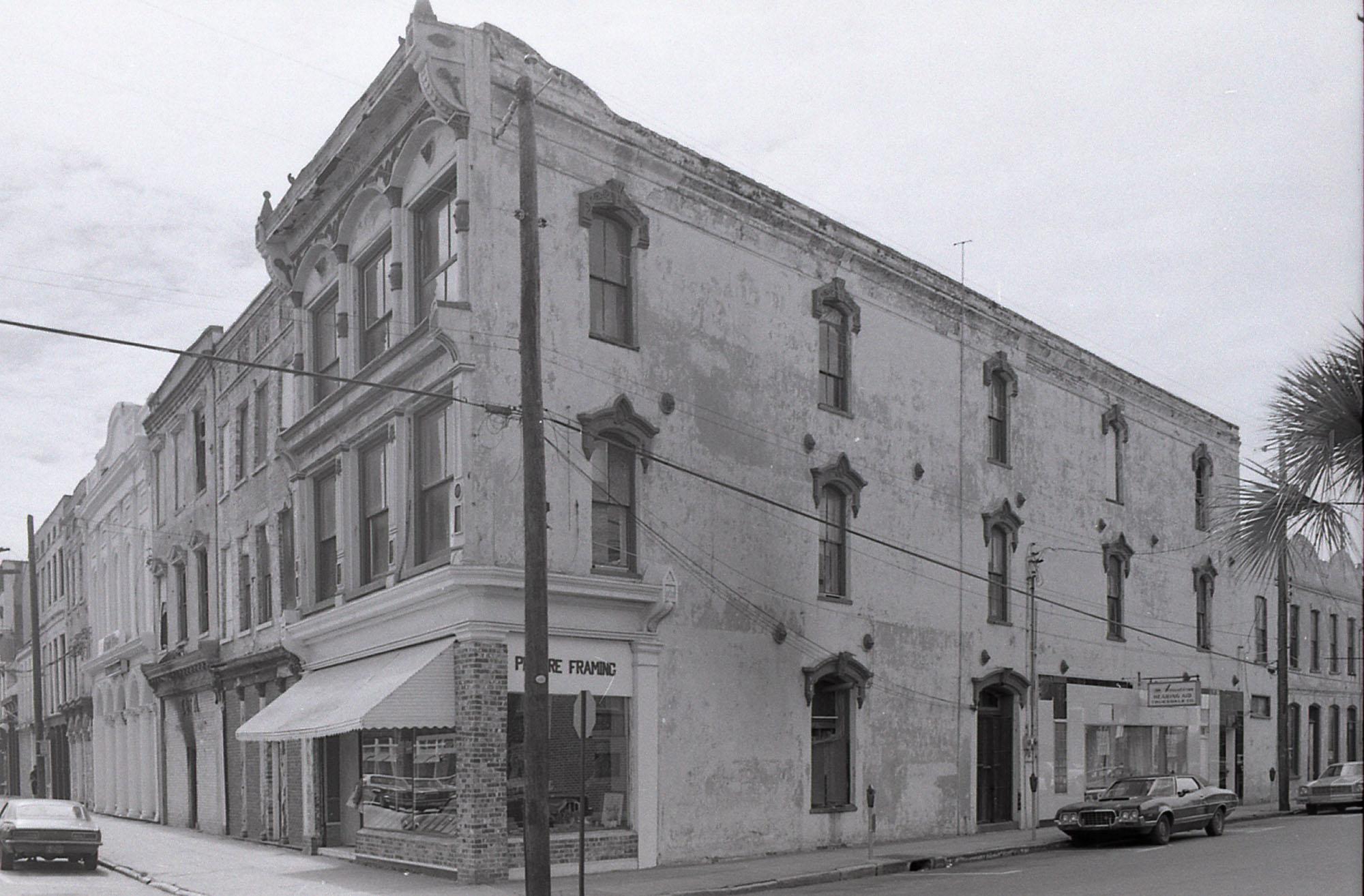 Side of 235 Meeting Street