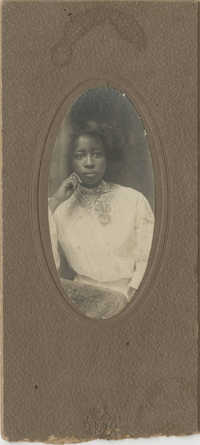 Photo of Ms. Buther Green