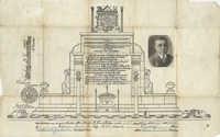 Prince Hall Mason Certificate