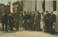 Balfour reception at the Electrical Station / פגישת בלפור בתחנת החשמל