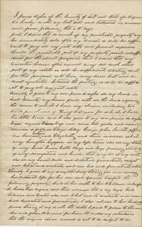 Last Will and Testement of James Dykes