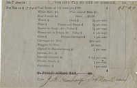 Norfolk, Virginia, City Tax Document