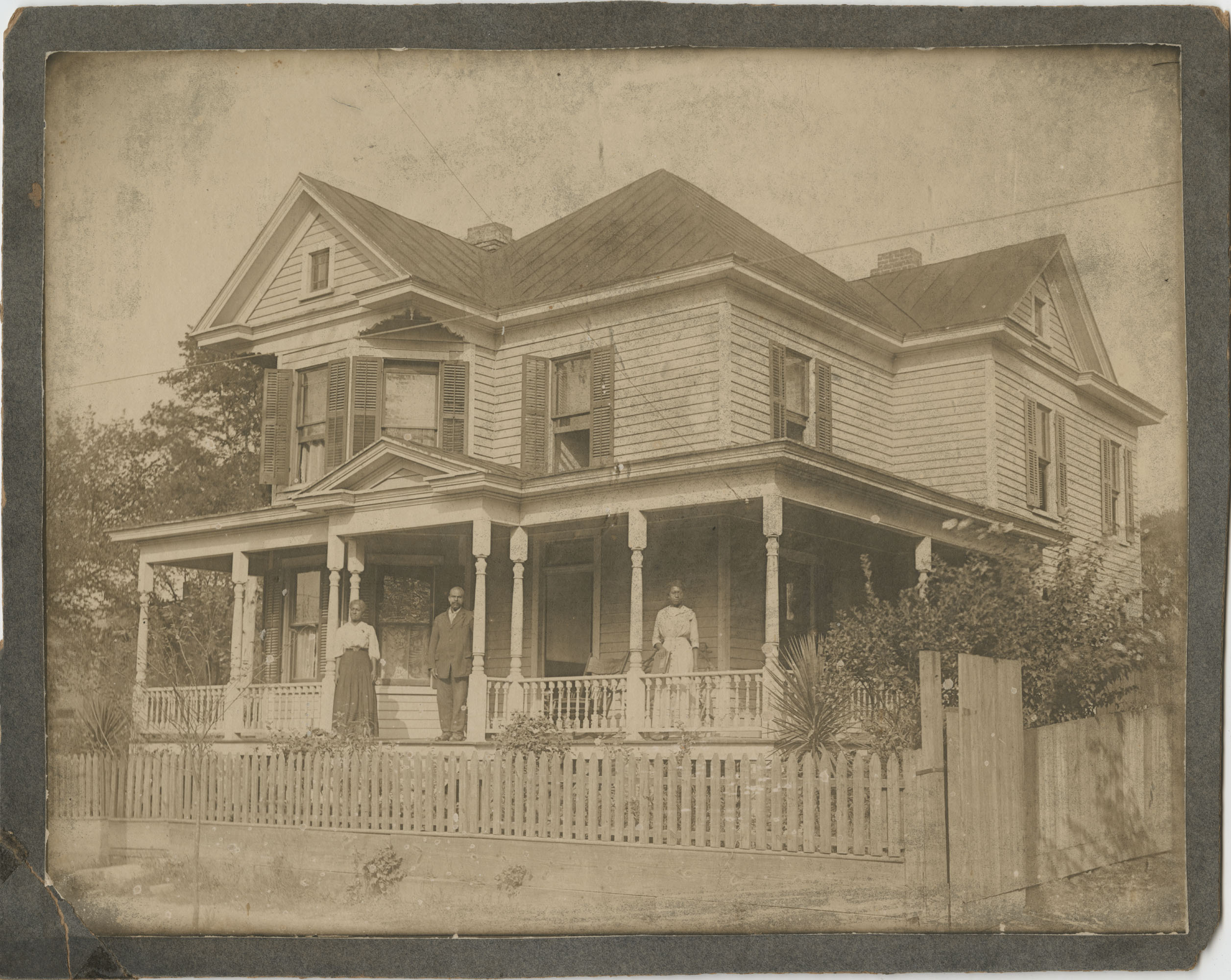 Photograph of a House