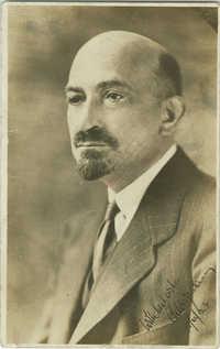 Dr. Chaim Weizmann