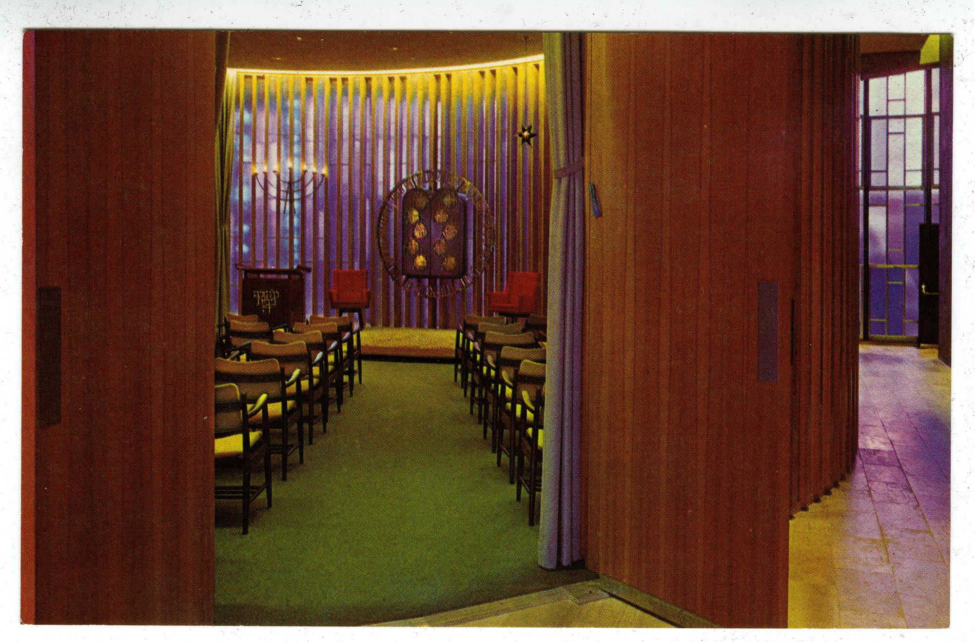 The Jewish Chapel, U.S. Air Force Academy, Colorado