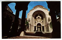Temple Emanu-El, San Francisco, California