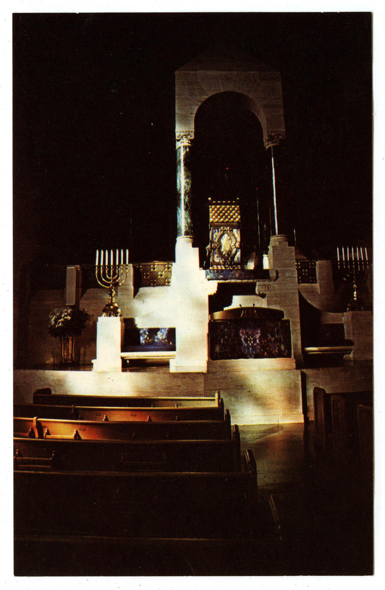 Temple Emanu-El, San Francisco, California