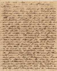 006. Nathaniel Heyward (II) to Mother -- December 28, 1811