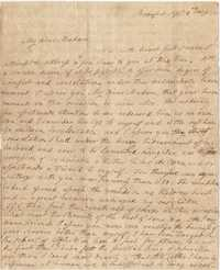 035. Mary Barnwell to Henrietta Manigault Heyward -- September 2, 1819