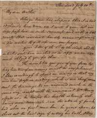 040. William Manigault Heyward to Mother -- July 24, 1820