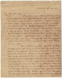 024. Hetty B. Heyward to Mary Smith -- July 29, 1818