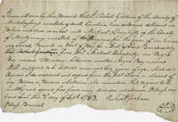 Bill of Sale for Two Slaves