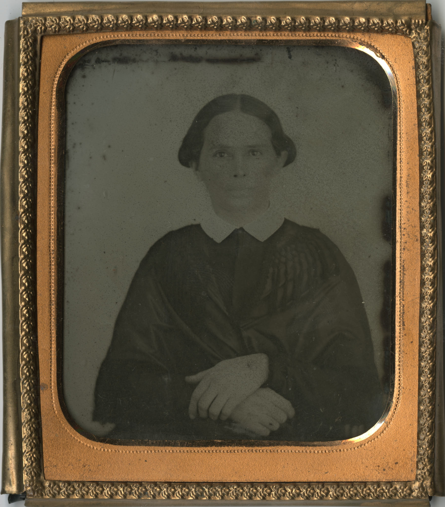Cased Ambrotype of an African American Woman