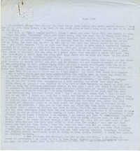Letter from Gertrude Sanford Legendre, June 16, 1943