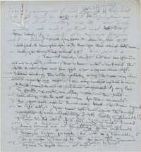Letter from Gertrude Sanford Legendre, September 18, 1943