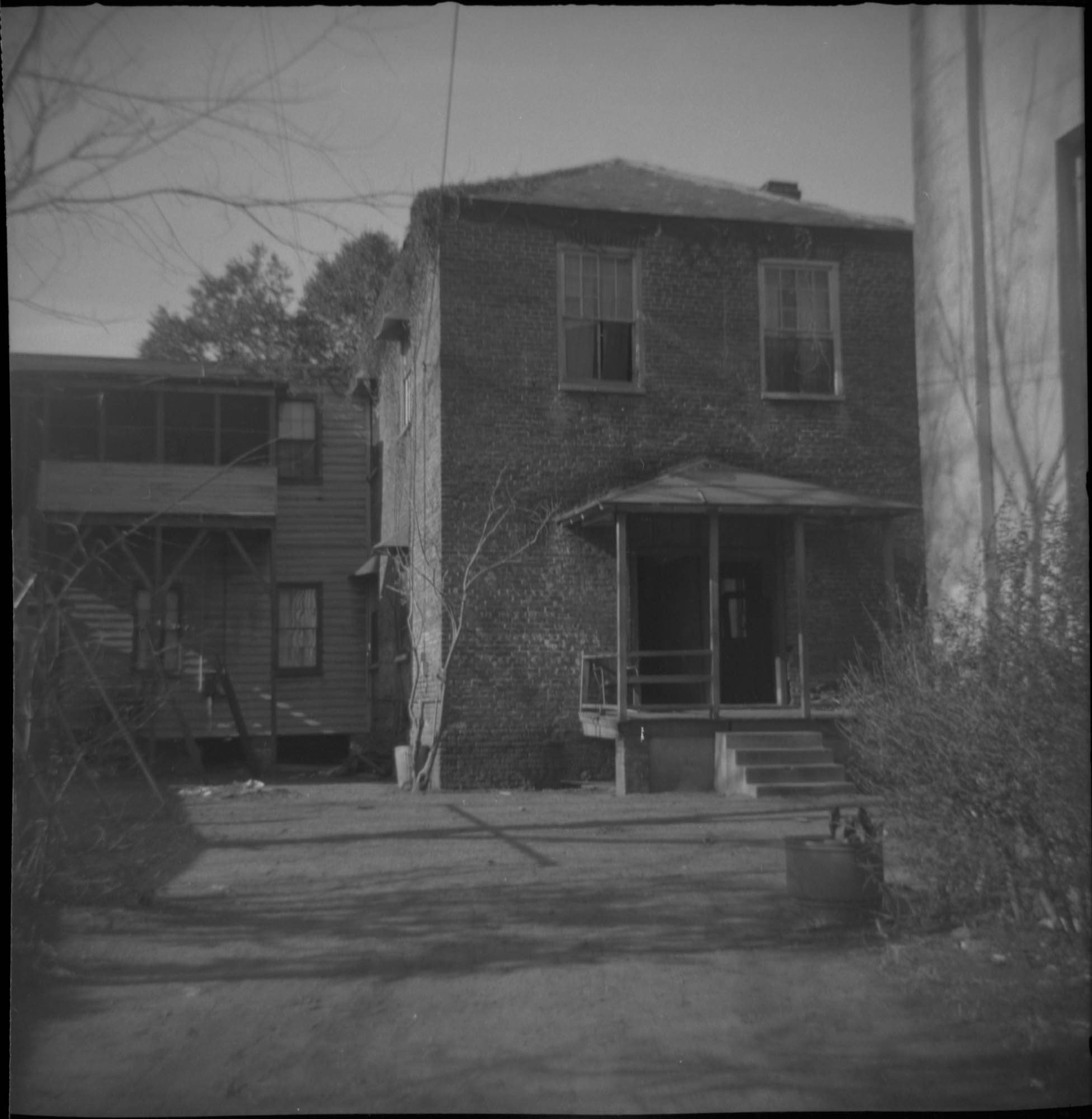 Unidentified East Bay Street House